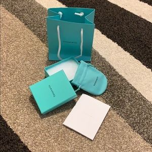 Tiffany and Co gift set